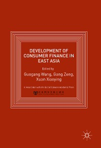 Cover Development of Consumer Finance in East Asia