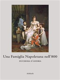 Cover Una Famiglia Napoletana nell'800