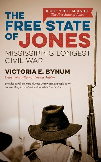 Cover The Free State of Jones, Movie Edition