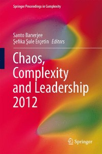 Cover Chaos, Complexity and Leadership 2012