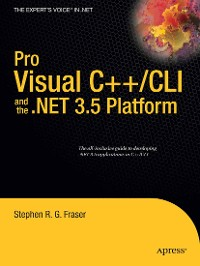 Cover Pro Visual C++/CLI and the .NET 3.5 Platform