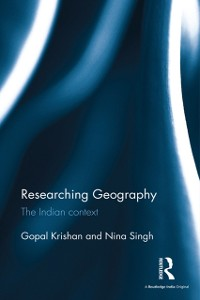 Cover Researching Geography