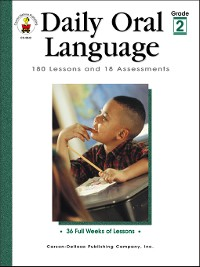 Cover Daily Oral Language