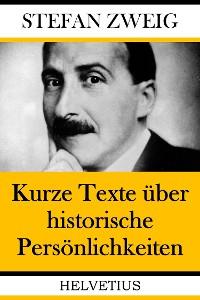 Cover Kurze Texte über historische Persönlichkeiten