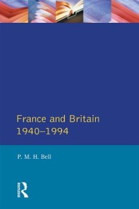 Cover France and Britain, 1940-1994