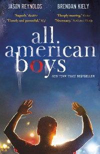 Cover All American Boys