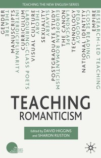 Cover Teaching Romanticism