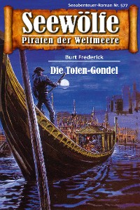 Cover Seewölfe - Piraten der Weltmeere 577