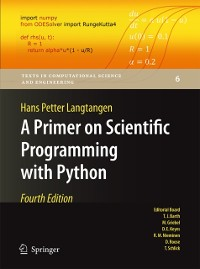 Cover Primer on Scientific Programming with Python