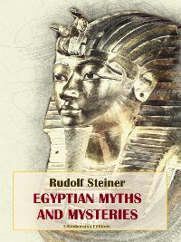 Cover Egyptian Myths and Mysteries
