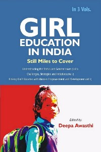 Cover Linking Girl Education with Women Empowerment and Development Vol - III