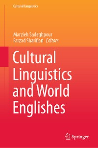 Cover Cultural Linguistics and World Englishes