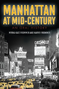 Cover Manhattan at Mid-Century