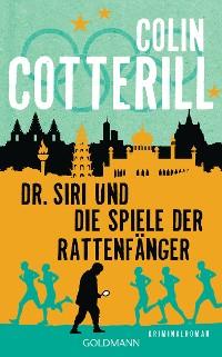 Cover Dr. Siri und die Spiele der Rattenfänger
