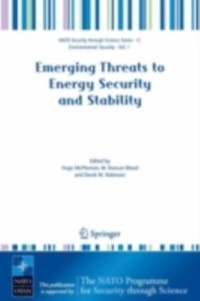 Cover Emerging Threats to Energy Security and Stability