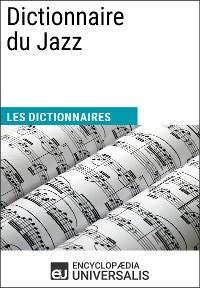 Cover Dictionnaire du Jazz