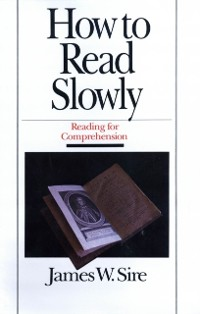 Cover How to Read Slowly