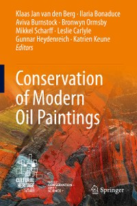 Cover Conservation of Modern Oil Paintings
