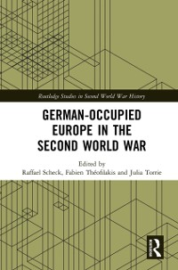 Cover German-occupied Europe in the Second World War