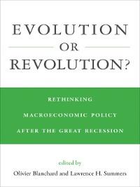 Cover Evolution or Revolution?