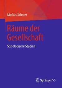 Cover Räume der Gesellschaft