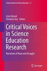 Cover Critical Voices in Science Education Research