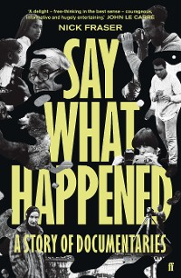 Cover Say What Happened