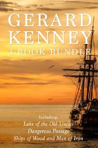 Cover Gerard Kenney 3-Book Bundle
