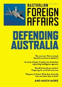 Cover AFA4 Defending Australia