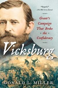 Cover Vicksburg