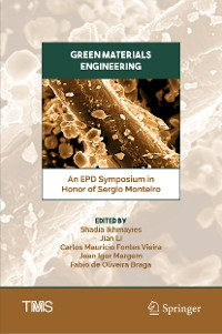 Cover Green Materials Engineering