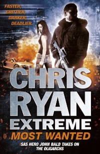 Cover Chris Ryan Extreme: Most Wanted