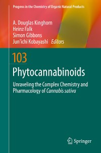 Cover Phytocannabinoids