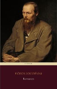 Cover Os Grandes Romances de Dostoiévski