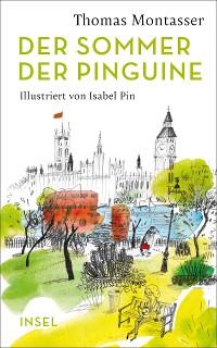 Cover Der Sommer der Pinguine
