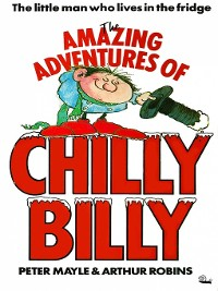 Cover The Amazing Adventures of Chilly Billy