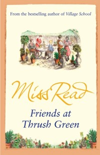 Cover Friends at Thrush Green