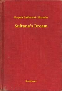 Cover Sultana's Dream