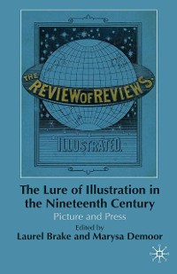 Cover The Lure of Illustration in the Nineteenth Century