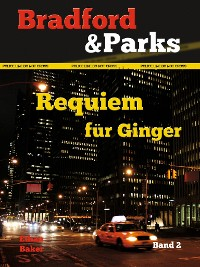 Cover Requiem für Ginger
