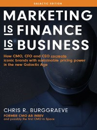 Cover Marketing is Finance is Business