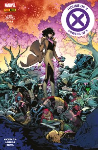 Cover X-Men: House of X & Powers of X, Band 4