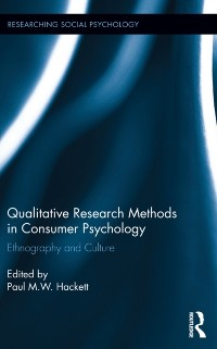 Cover Qualitative Research Methods in Consumer Psychology