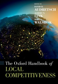 Cover Oxford Handbook of Local Competitiveness