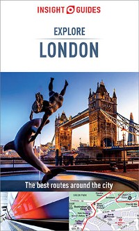 Cover Insight Guides Explore London (Travel Guide eBook)