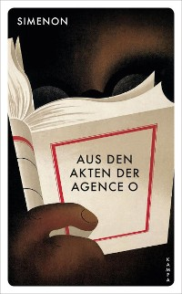 Cover Aus den Akten der Agence O