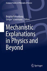 Cover Mechanistic Explanations in Physics and Beyond