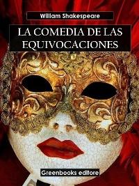 Cover La comedia de las equivocaciones