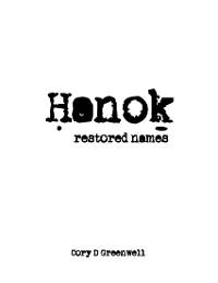 Cover Hanok - Restored Names