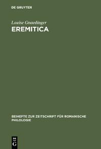 Cover Eremitica